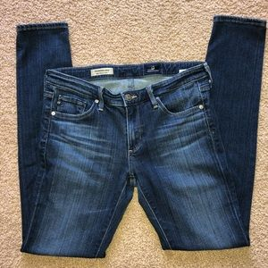 AG Jeans The Legging Ankle Wilde Size 26